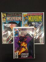 Wolverine #2,119 & 120 Marvel Comics Combine Shipping