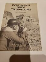 Vintage WILD HEERBRUGG Everyman's Guide to Levelling