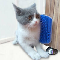 Pet Cat Dog Grooming Comb with Catnip Scratching Tool Hair Removal Brush Massage