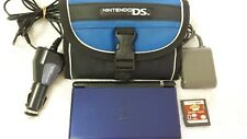 Car Charger, Adapter, Case,Game, & More for a Nintendo DS.
