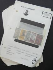 EDW1949SELL : GREECE Very clean, all VF MNH collection on display pages Cat $276