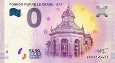 Billet Touristique 0 Euro --- SPA, Pouhon Pierre le Grand - 2018-1