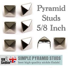 New High Quality Loose Pyramid Studs For Leather Craft Shoe/Belt/Cloth Big Qty