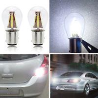 1x High Quality 4 LED Filament 1157 BAY15D Light Bulb Car Tail Stop Brake Lamp