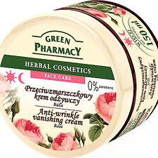 Anti-Faltencreme - ROSE - HERBAL COSMETICS Gesicht Pflegecreme 150 ml