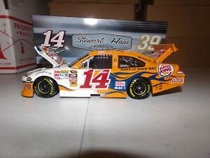 1/24 TONY STEWART #14 BURGER KING  2011  ACTION NASCAR DIECAST