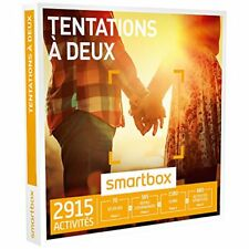Coffret Smartbox Tentation a deux