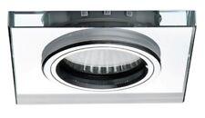 Kanlux LED 2 Tone GU10 LED Square Blue Recessed Ceiling Downlight Light Fitting