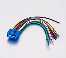 Pioneer AVH-P7500DVD AVH-P7600DVD AVH-P5900DVD 16Pin Wire Harness Plug Copper