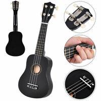 """21"""" Acoustic Ukulele 4 String Musical Instrument  Professional Mini Ukulele"""