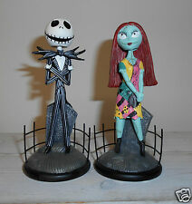 The Nightmare Before Christmas Jack Sally et bobble figurine (pour les 2)
