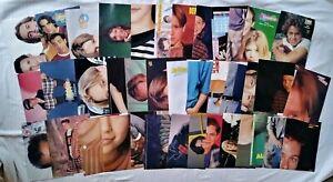 Lot of 39 Teen 90's Magazine Posters Tiger Beat Big Bopper Superteen 16 Hanson +