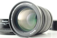 【 MINT w/ Hood 】 Mamiya G 150mm F4.5 L MF Lens For New Mamiya 6 from JAPAN