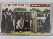 La Banda Secreta Respeta Tu KAN-OSO Cassette Sealed