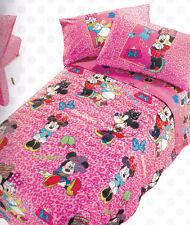 Copriletto Trapuntato Minnie Trend Rosa Fuxia Una Piazza e Mezza Caleffi Disney