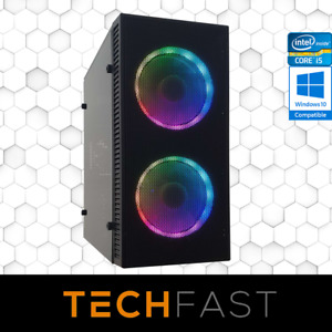 Javelin Intel i5   GTX 1050TI 4GB Intel Gaming PC
