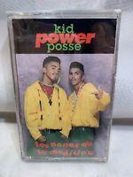 Kid Power Posse Los Nenes De La Medicina (Cassette) Sealed