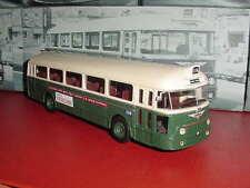 SERIE TEST BUS CAR AUTOCAR PARISIEN CHAUSSON 1/43 IXO EN BOITE