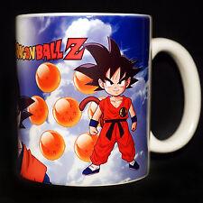 DRAGONBALL Z -  Coffee MUG CUP - GOKU Anime novelty gift - DBZ Dragon ball