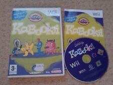 Cranio Kabookii - Raro Nintendo Wii Gioco