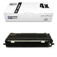 4x Eurotone ECO Toner kompatibel für Brother TN-2310 TN2310