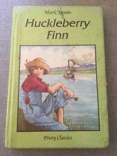Huckleberry Finn By Mark Twain - Priory Classics Hardcover