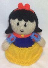Knitting Pattern-BIANCANEVE ispirato CHOCOLATE ORANGE copertura o 15 cm giocattolo
