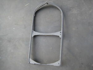 67 Cadillac Deville Fleetwood Calais Fender Extension Headlight Surround Frame