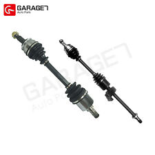 Front Pair CV Axle Joint Assembly FitsMINI COOPER 1.6L w/Supercharger w/MT
