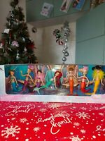 Ariel And Her Sisters 30th anniversary doll set.