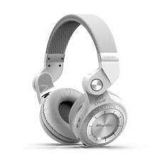 Casque Bluetooth Bluedio T2S stéréo sans fil écouteur microphone intégré Blanc
