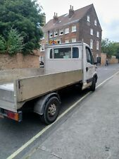 Iveco daily dropside truck
