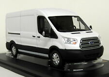 Greenlight 1/43 Scale - 2015 Ford Transit Van in White Diecast Model Car