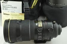 Nikon Nikkor AF-S 300/2.8 G IF-ED N VR, fast wie neu, OVP