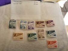 S. Marino stamps 10 in total mint