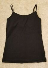 Justice Girls Black Camisole, size 10