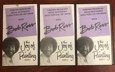 VTG Vintage PBS Bob Ross The Joy Of Painting Art Series 4 Three 1992 VHS New
