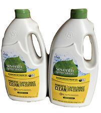 Seventh Generation Natural Dishwasher Detergent Gel, 42-oz. Bottle Pack Of 2