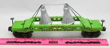 Lionel ~ 26469 Area 51 Recovery Unit flatcar with Capsules