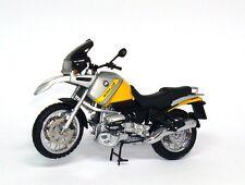 BMW R 850 GS r850gs-Arctique Argent Dakargelb Silver Yellow-Minichamps 1:24