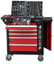 Swiss Kraft carrello officina portautensili cassettiera attrezzi con ruote