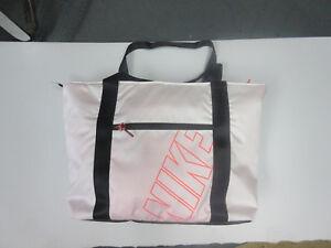 BRAND NEW Nike White Tote  overnight bag
