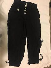 Sarah Santos Linen Pants Large