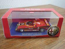 M4 Model 1:43 ALFA ROMEO 33.3 SC Turbo Monza 1977 #3 Merzario