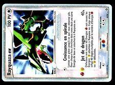 POKEMON DRAGON (EX) HOLO N° 97/97 RAYQUAZA EX 100 PV