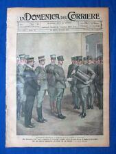 La Domenica del Corriere 2 aprile 1922 Umberto II - Chicago - Cristoforo Colombo