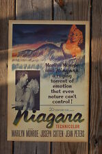 Niagara Lobby Card Movie Poster Marilyn Monroe