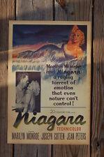 Niagara Lobby Card Movie Poster Marilyn Monroe