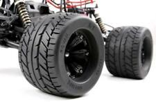 Wheels tire for HPI Savage Flux Hobao Nanda HSP Redcat FS 1/8 RC Monster Truck