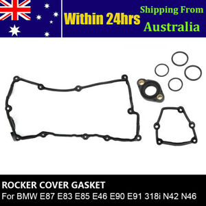 New Cover Gasket Seal KIT for BMW E87 E83 E85 E46 E90 E91 318i N42 N46 AU